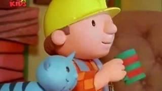Bob Budowniczy naprawia szopę