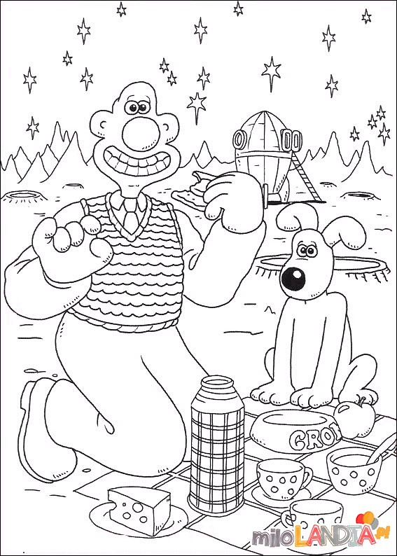 Wallace i Gromit :: 18