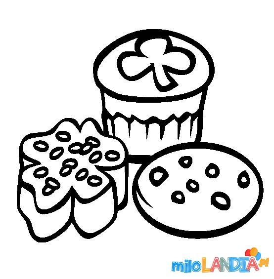 Desery, cukierki, słodycze :: 85