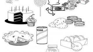 Desery, cukierki, słodycze :: 46