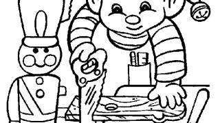 Elfy i fabryka zabawek :: 31