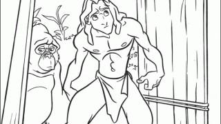 Tarzan :: 101