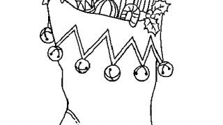 Skarpety świąteczne :: 44