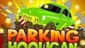 Parkingowy huligan