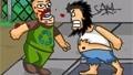 Hobo - walka uliczna na wesoło